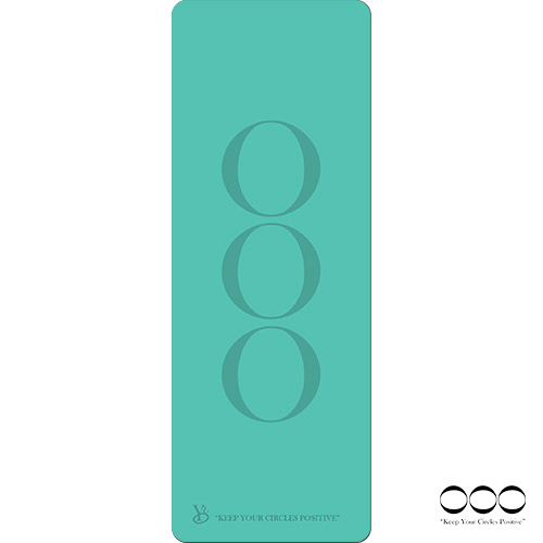 OOO-Yogamatta cOOOlOOOr Turquoise